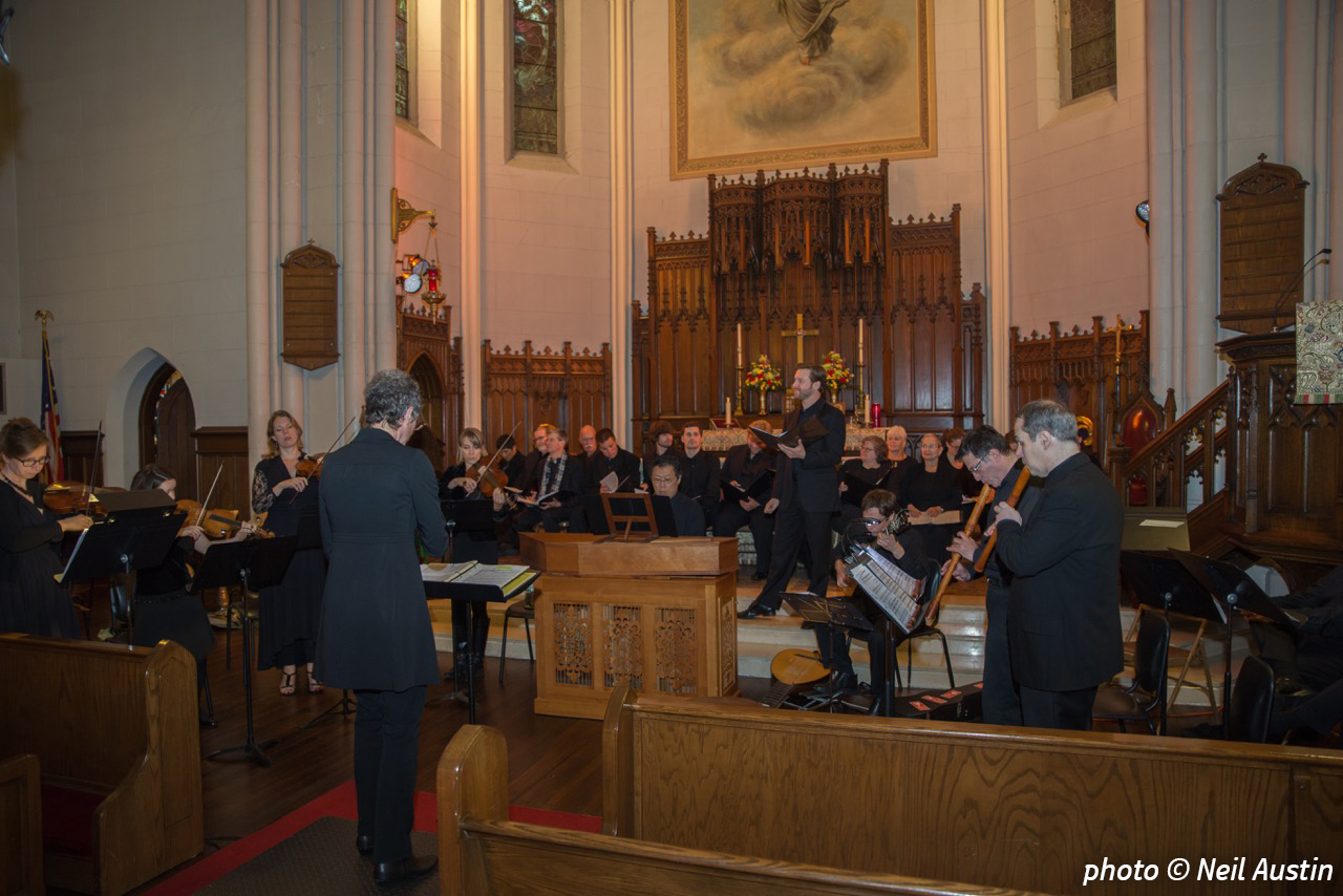 Lessons and Carols, 2014